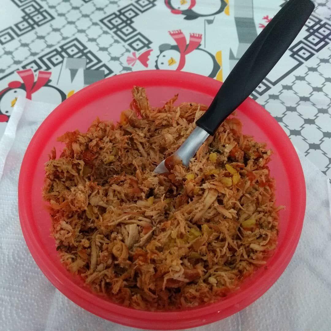 200g de frango, 120g de arroz!  #alimentacaosaudavel  #reeducaç��oalimentar  #foco #ac...