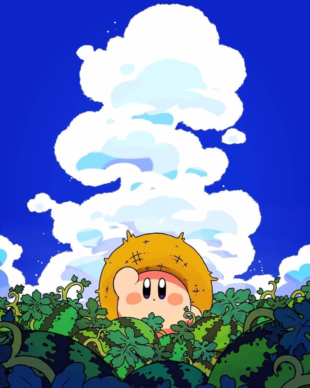 Kirby Art, Cute Art, Kirby