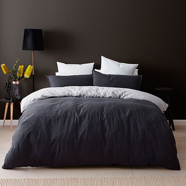 Linen Cotton Quilt Cover Set at Target. Great value and reversible ... : target bedding quilts - Adamdwight.com