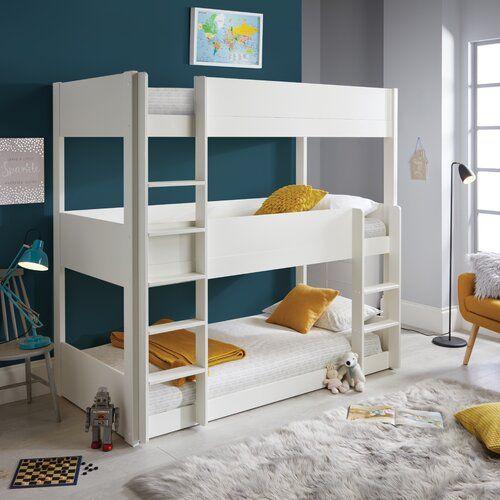 Eoin Single Triple Sleeper Bunk Bed Harriet Bee In 2020 Single