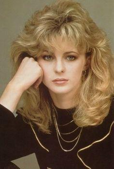1980's hairstyles 1980s Hairstyles Hair, Hairstyle