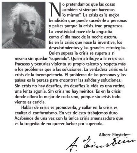 Albert Einstein Cientifico Alemán Cartas De Motivacion