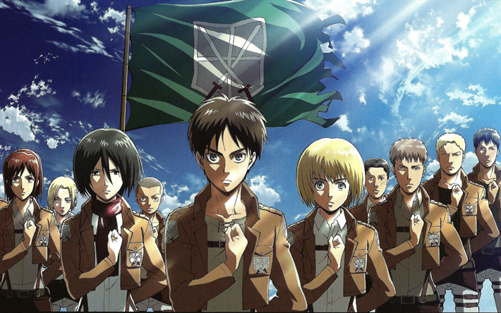 Aot Shingeki No Kyojin Attack On Titan Anime Attack On Titan Season Anime