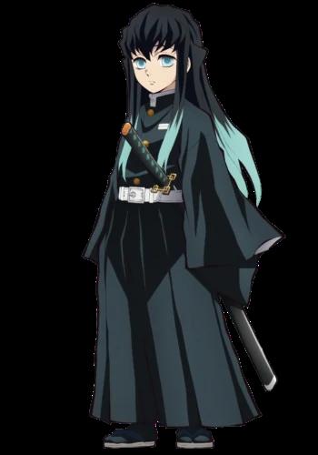 Muichiro Tokito Mist Pillar Kimetsu No Yaiba Wikia Fandom Powered By Wikia Anime Demon Cute Chibi Slayer Anime