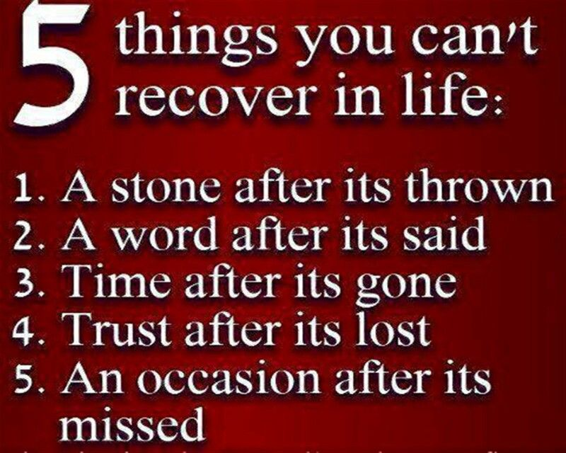 5 Lost Things Wish We Had A Rewind Button Words Of Wisdom