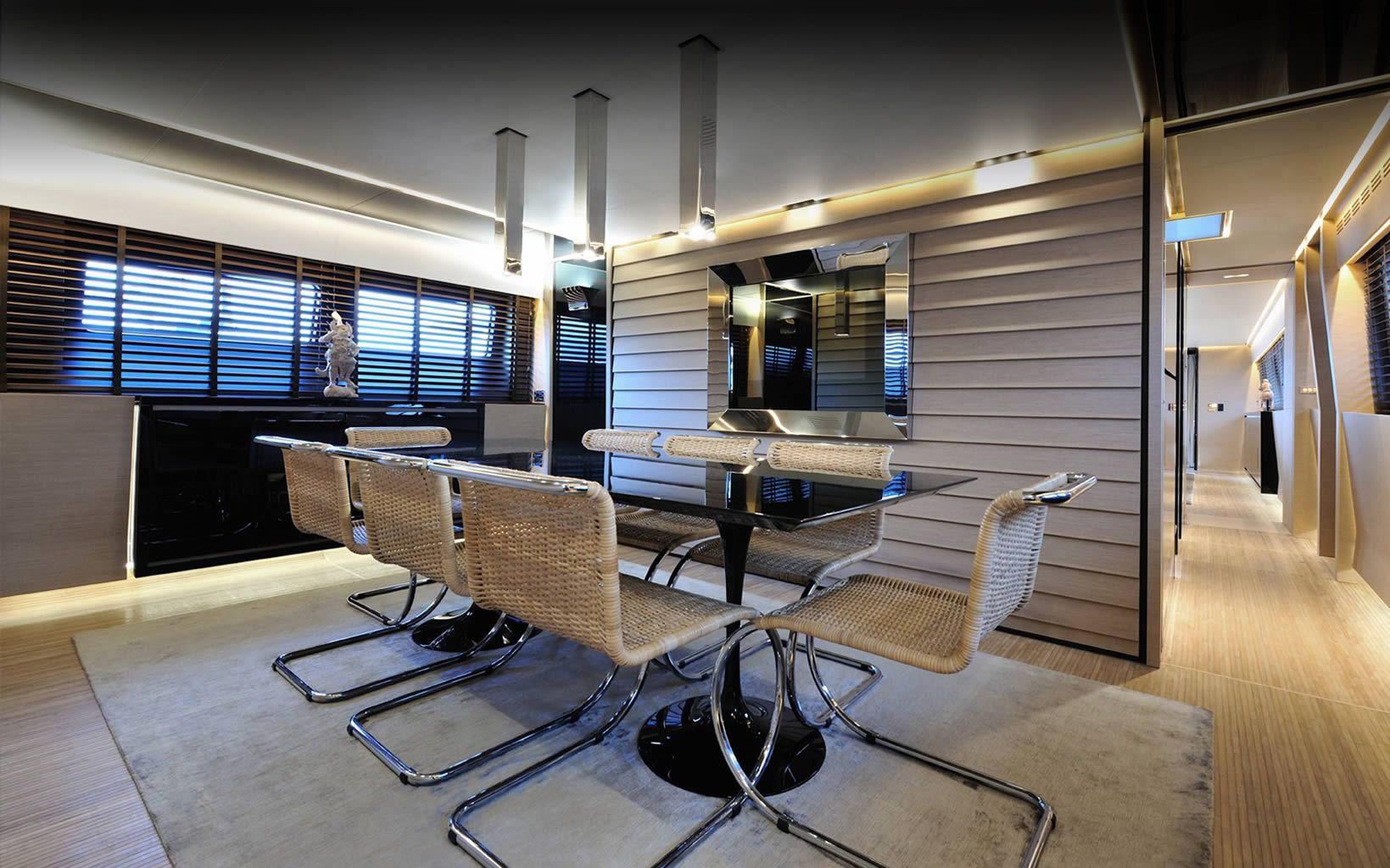 Innenarchitektur Yacht bertona boat interior design yacht schiffe