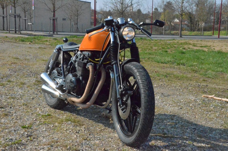 BF Motorcycles - BOBBER FUCKER - Fucker #7 - HONDA CB650C