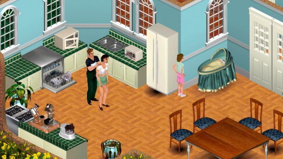 Die Sims 1 Mit Bildern Pc Spiele Spiele