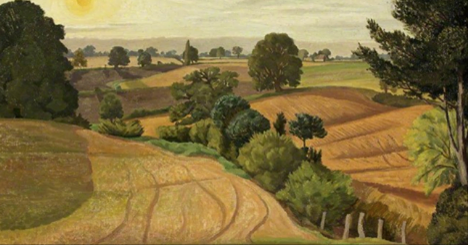 THE SUFFOLK PAINTERS' TRAIL Cycle in Suffolk Landscape