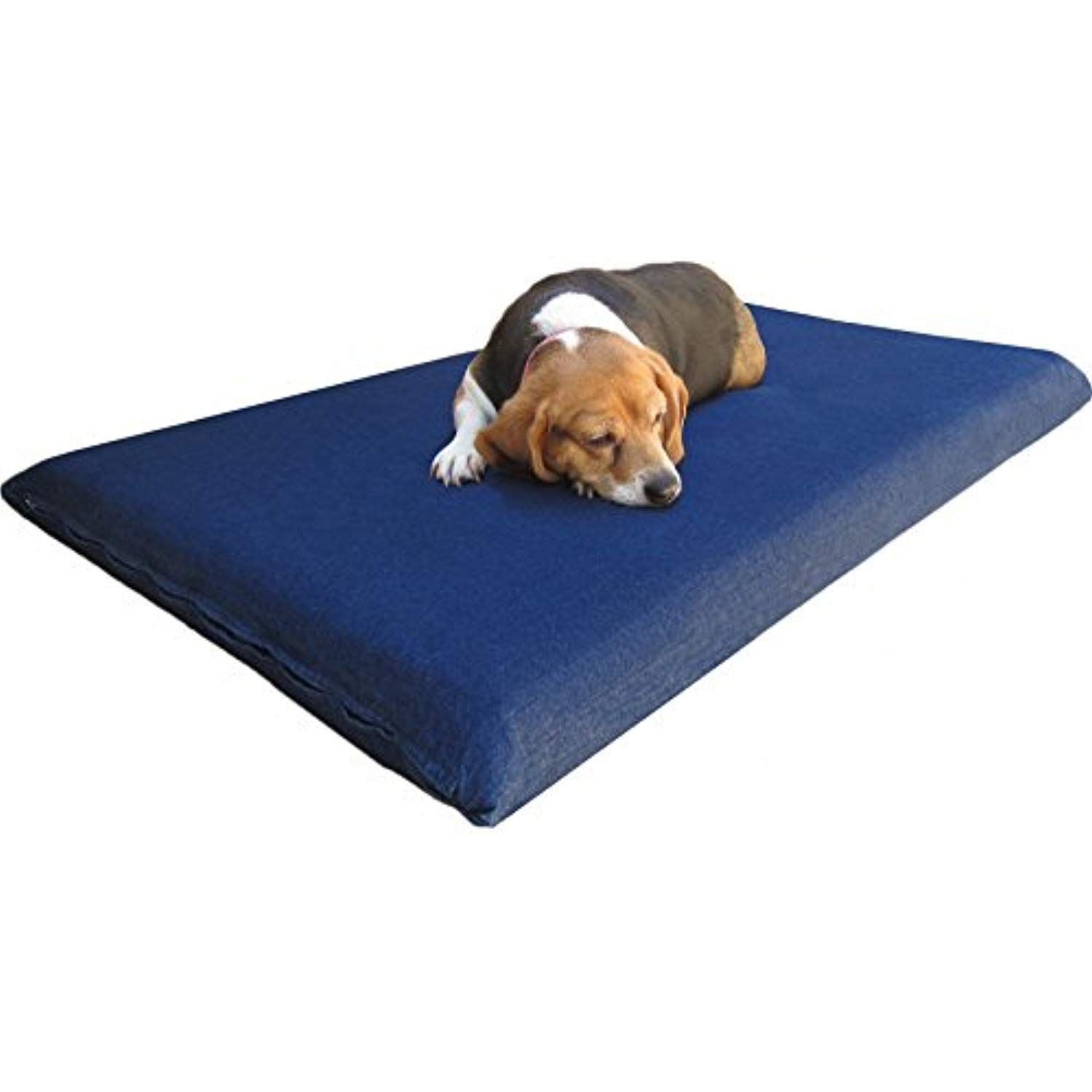 Dogbed4less Gel Cooling Memory Foam Dog Bed For Medium Large Pet