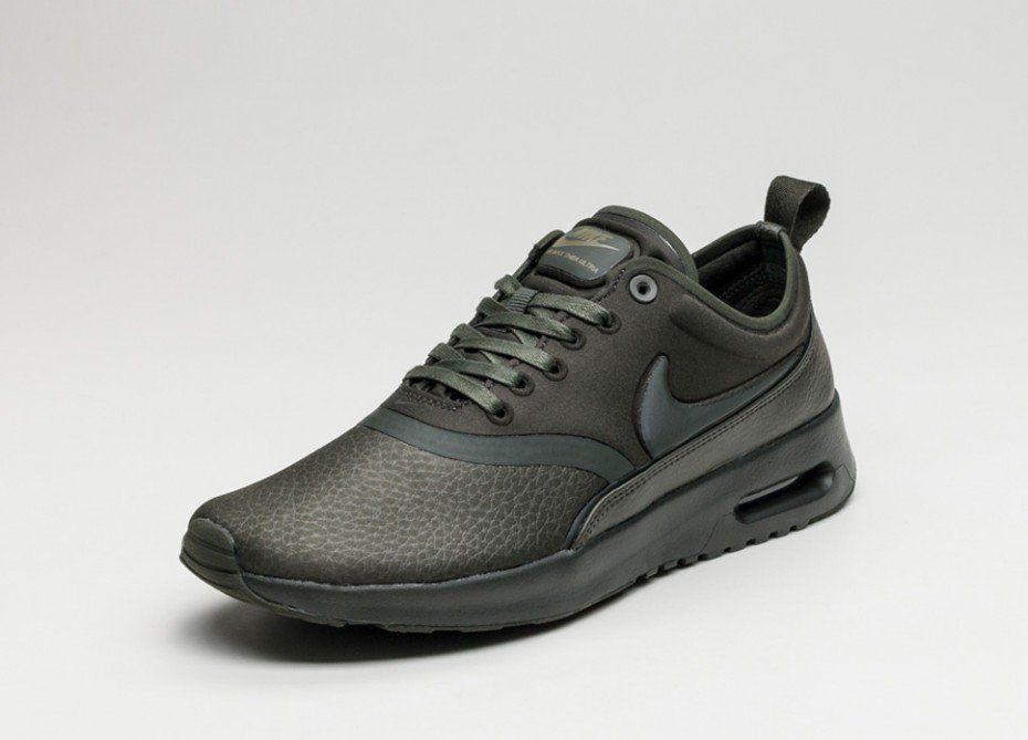 premium selection 66f73 dd89a Nike Wmns Air Max Thea Ultra PRM (Sequoia  Sequoia - Medium Olive)