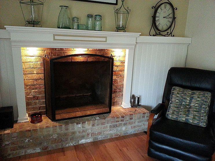 Help Update My 70 S Fireplace Restoration Fireplace