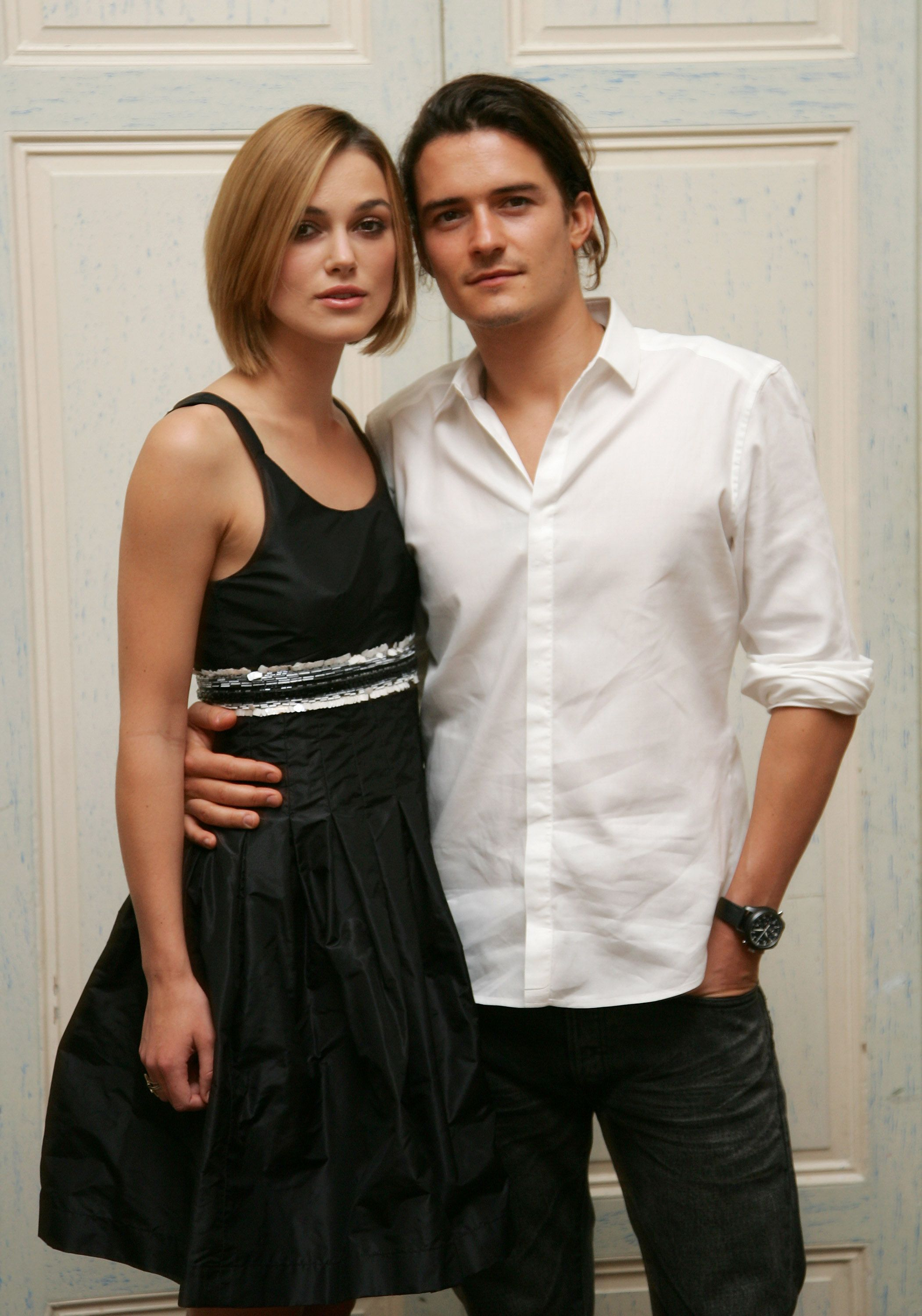 Keira Knightly and Orlando Bloom | Celebs | Pinterest