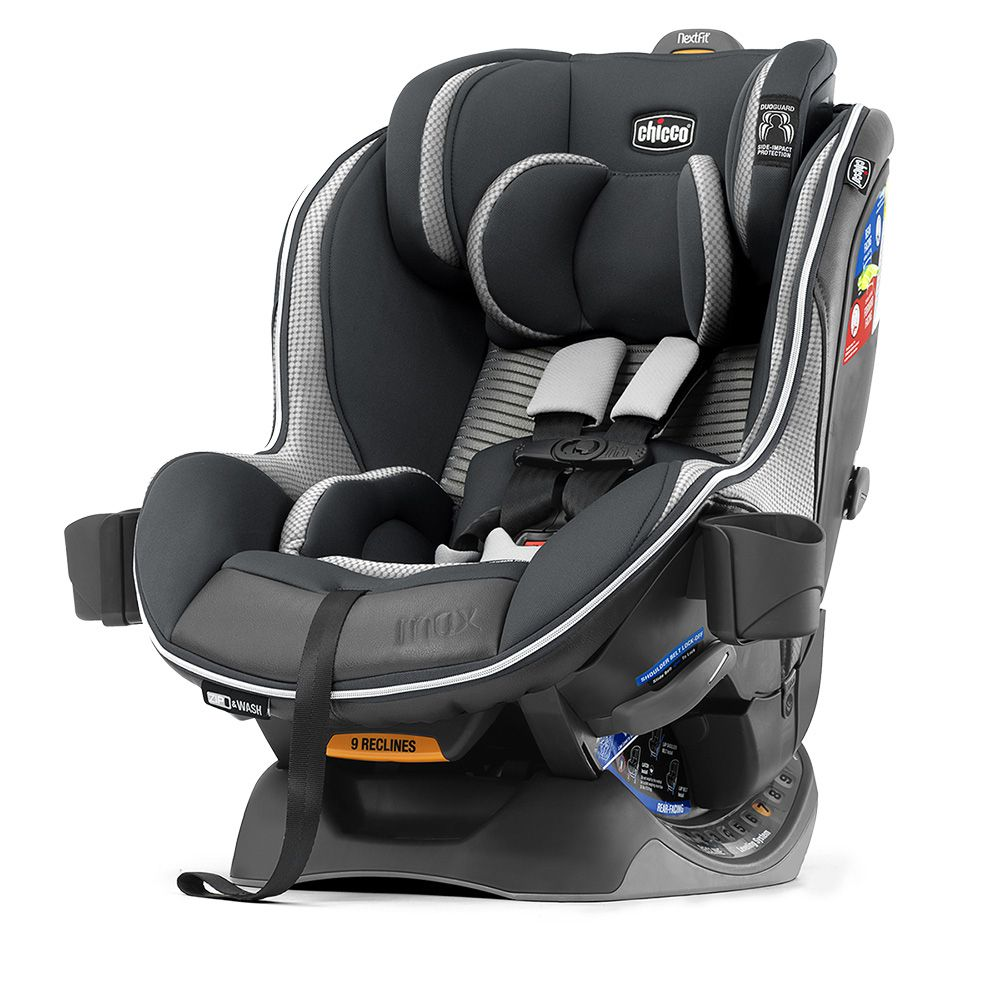 The New Chiccousa Nextfit Zip Max Extended Use Convertible Car Seat Allows For Rear Facing From 4 To 50 Pounds W Convertible Car Seat Car Seats Baby Car Seats
