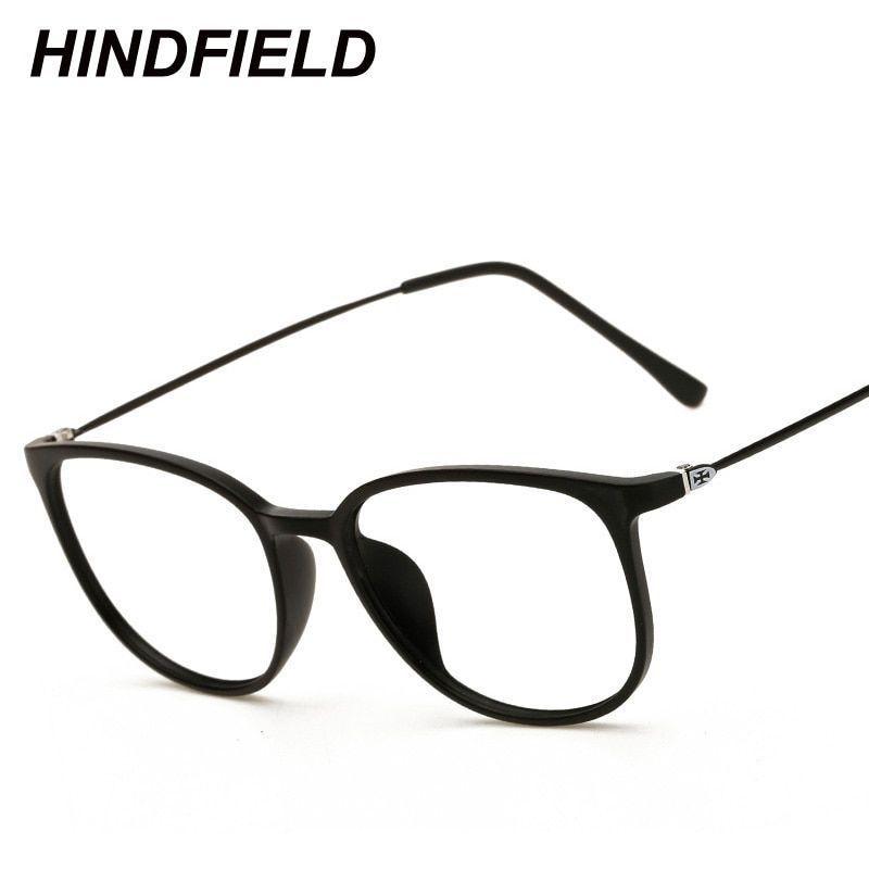 7adc4d869e1 Fashion eyeglasses optical frames clear lens fake glasses women men square  reading eyewear spectacle frames transparent oculos  eyewear  accessories   frames ...