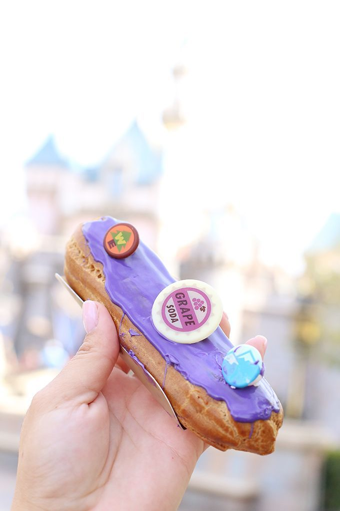 10 Must Eat Pixar Fest Disneyland Treats and Snacks #disneylandfood Pixar Fest Disneyland Food 1 copy #disneylandfood