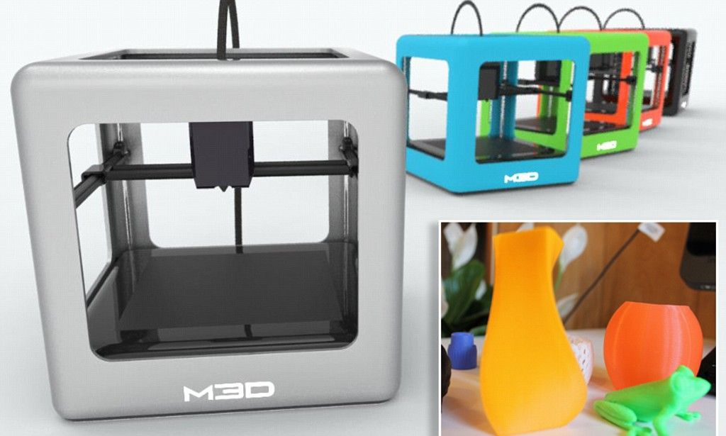 The 3D printer that costs less than an iPhone: