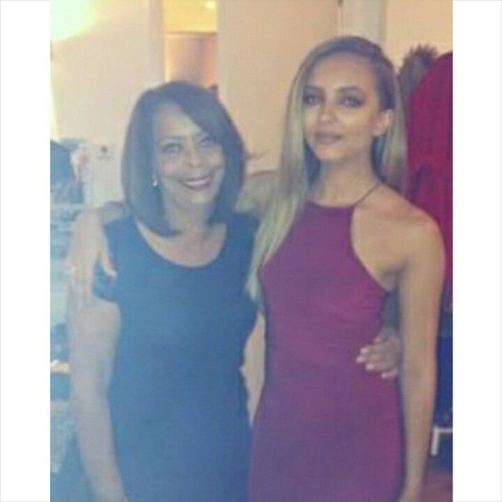 Jade and her mom