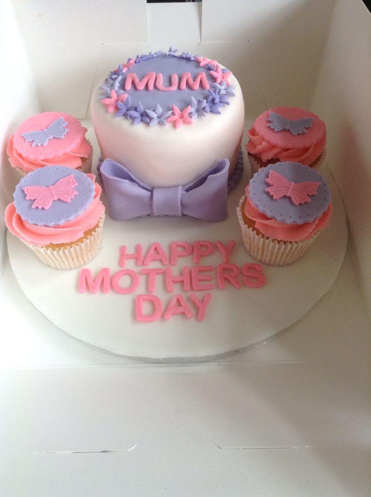 Mini Mother S Day Cake Dia De Las Madres Fiesta Decoracion Fiesta