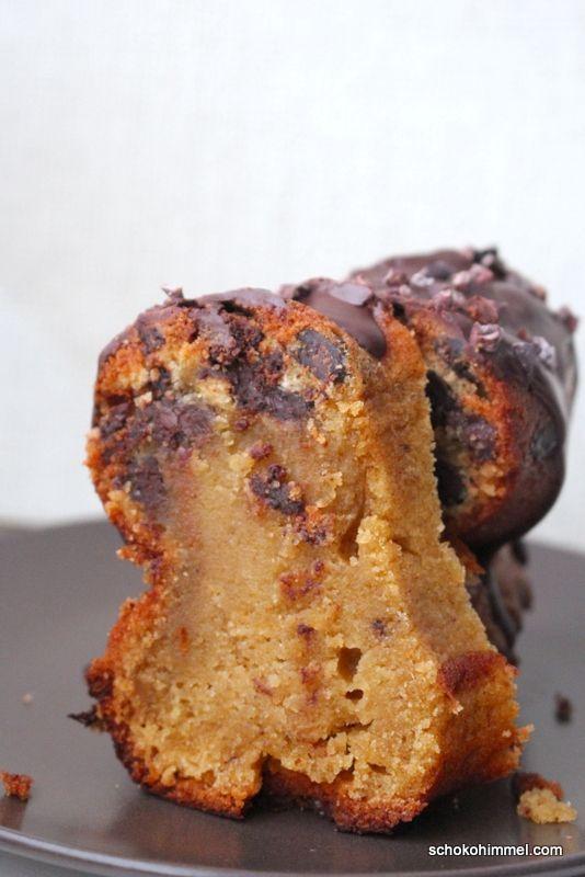 Saftiger Herbstgenuss Kurbis Schoko Gugelhupf Rezept Schoko Gugelhupf Schokoladenkuchen Rezept Und Schokokuchen Backen
