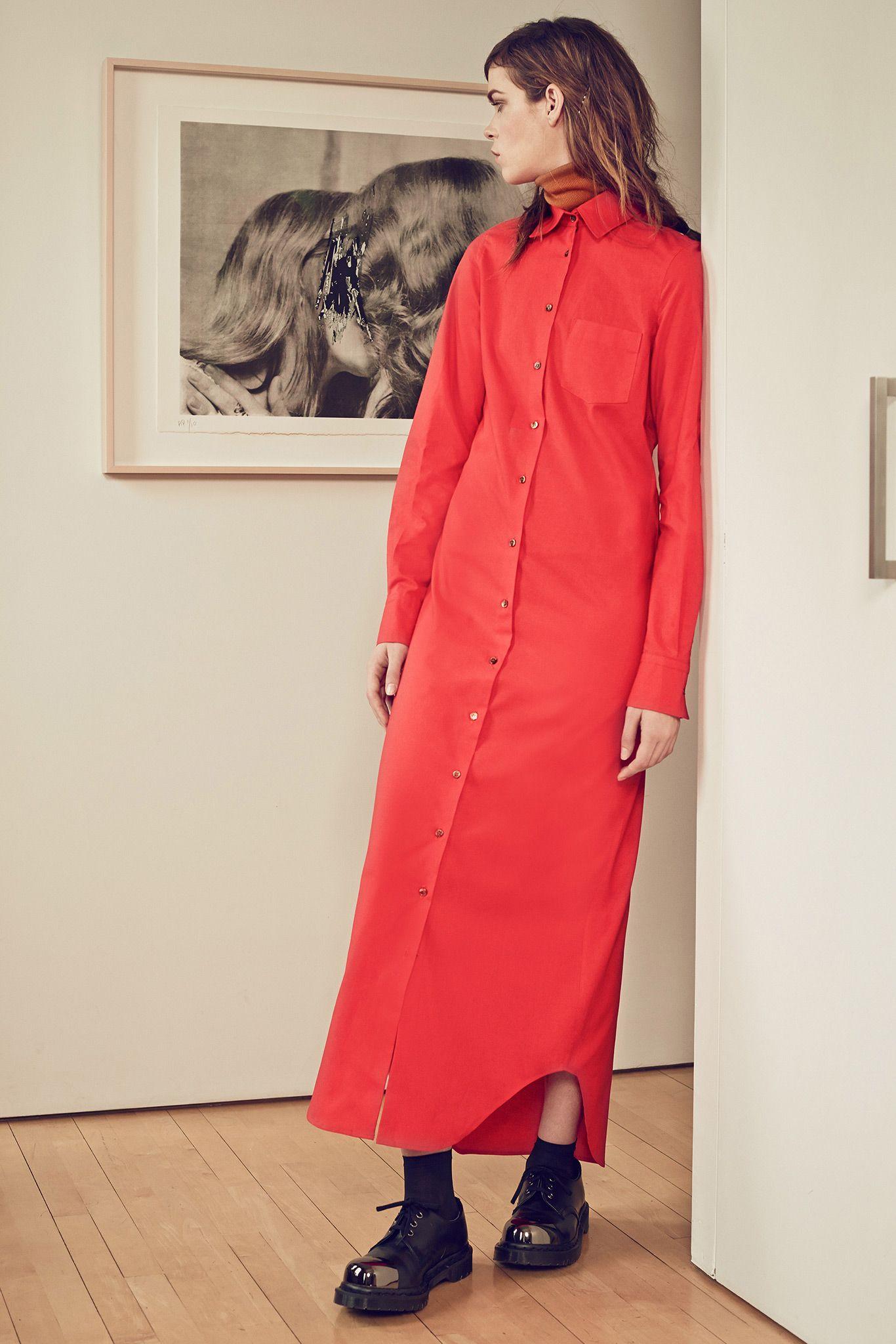 Organic by John Patrick - Fall 2015 Ready-to-Wear - Look 11 of 19
