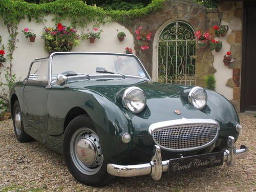 AUSTIN HEALEY A TRULY LOVELY EXAMPLE OF THE  FROG For Sale (1960)
