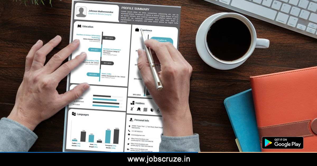 Career objectives for resume according to your profession
