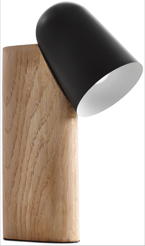 Designed by henrik pedersen sned table lamp 299