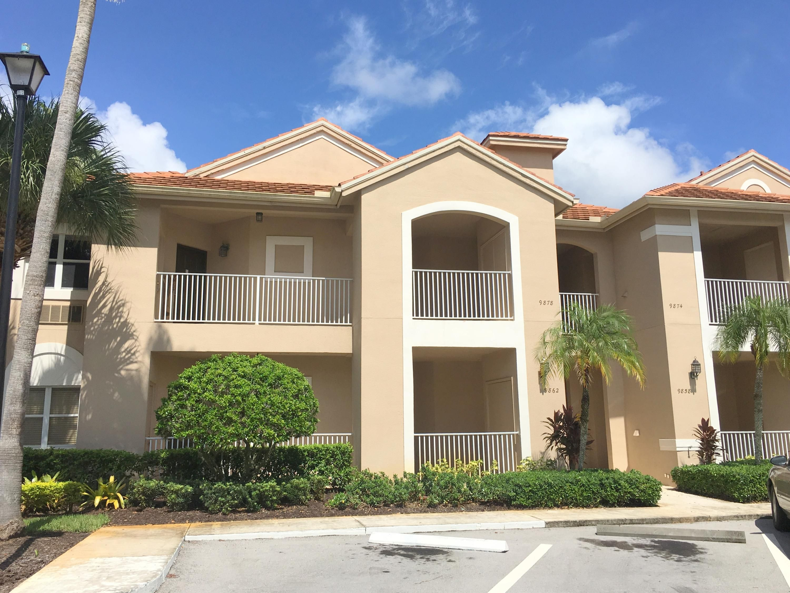 For Rent Annually First Floor 1 Bedroom 1 Bath Furnished Condo With Full Kitchen Across From Pool Electric Water Cable Real Estate Florida Port St Lucie Florida