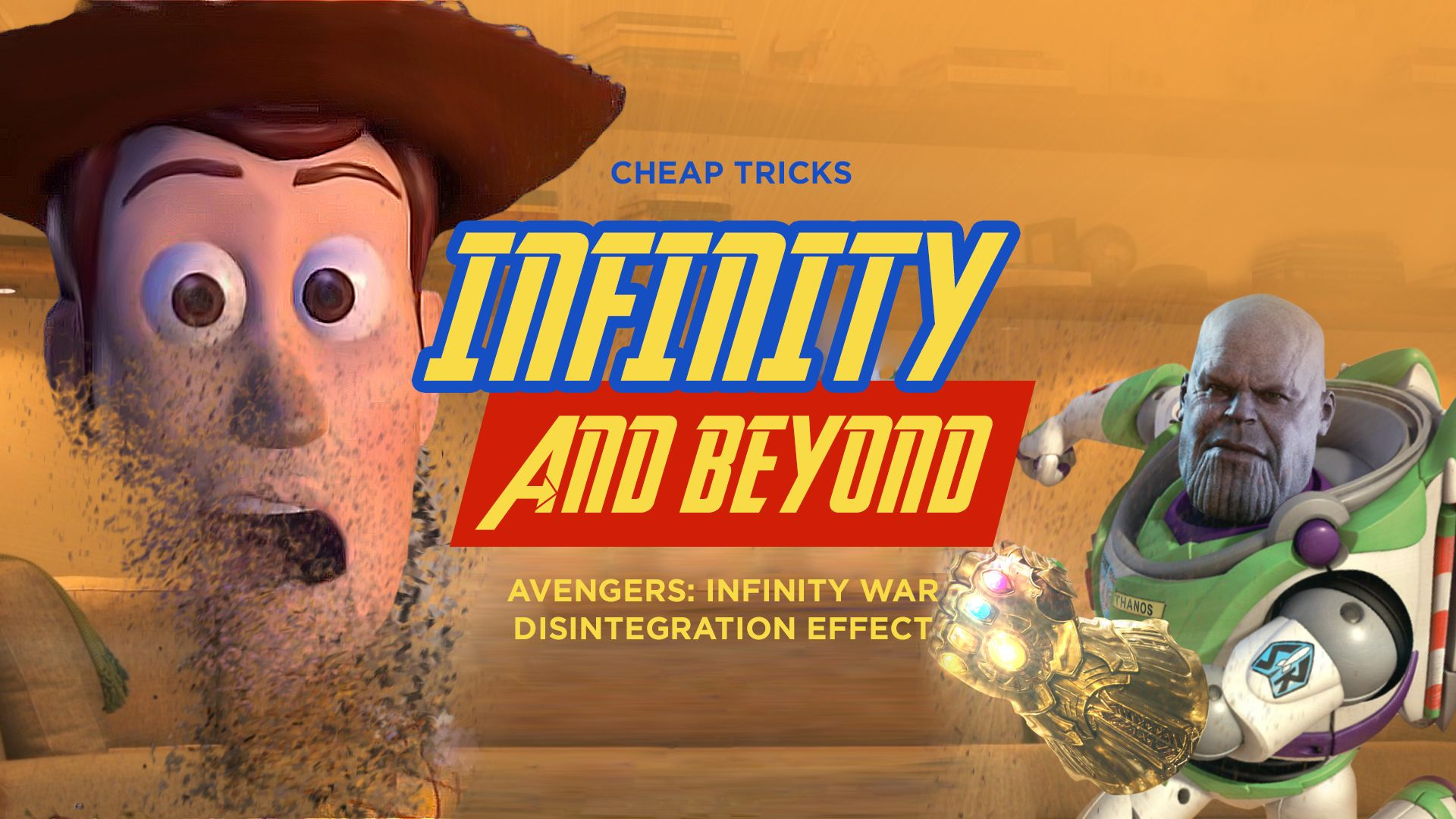Red Giant | NEW TUTORIAL | Cheap Tricks #3: Infinity and Beyond