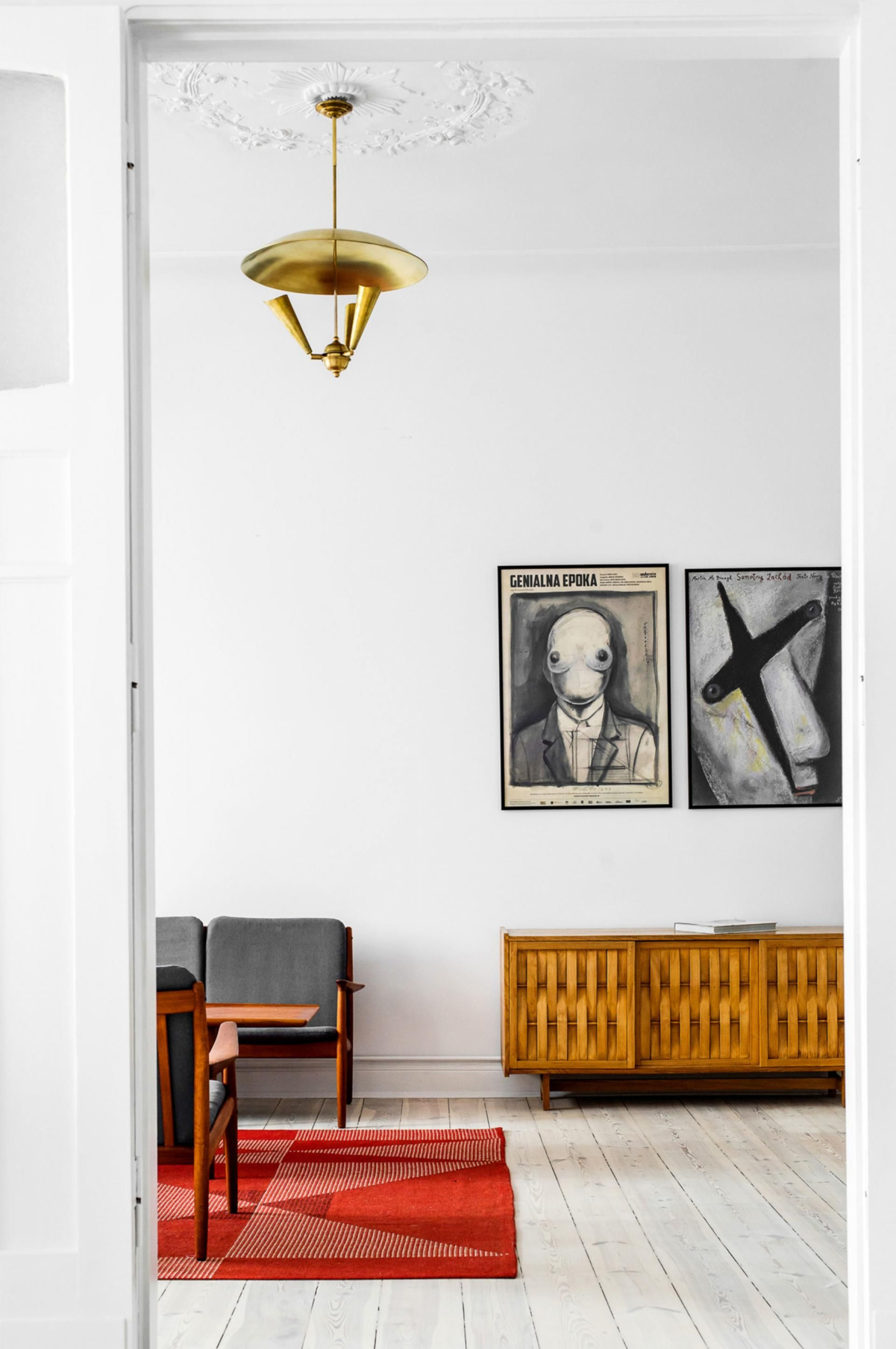 Styling tips from a clutter-free home. Photography by Karolina Bak ...