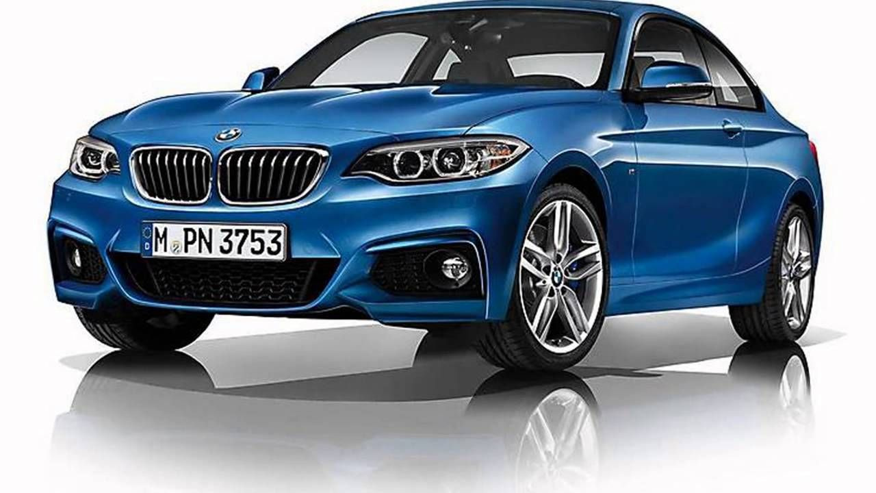 BMW 2 Series Coupe 2014 Exterior and Interior Bmw