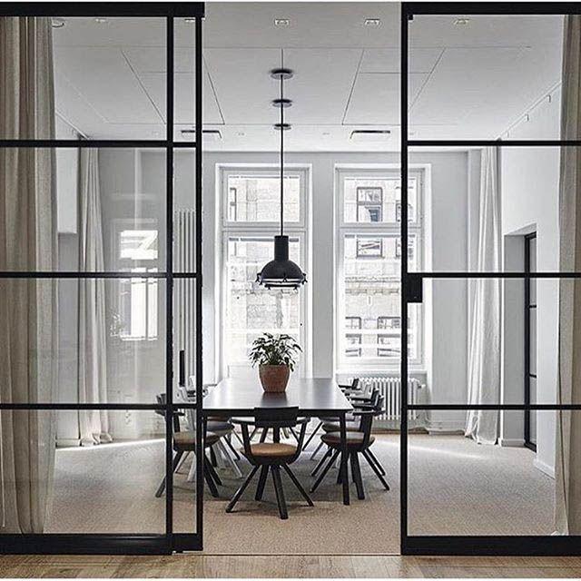Quando utilizzare pareti divisorie in vetro pareti for Vetrate divisorie cucina soggiorno