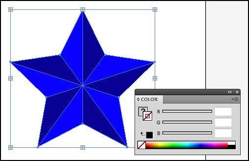 Illustrator Tip 16 How To Make A Beveled Star Illustrator Tutorials Tips Illustrator Tutorials Adobe Illustrator Tutorials Graphic Design Tutorials