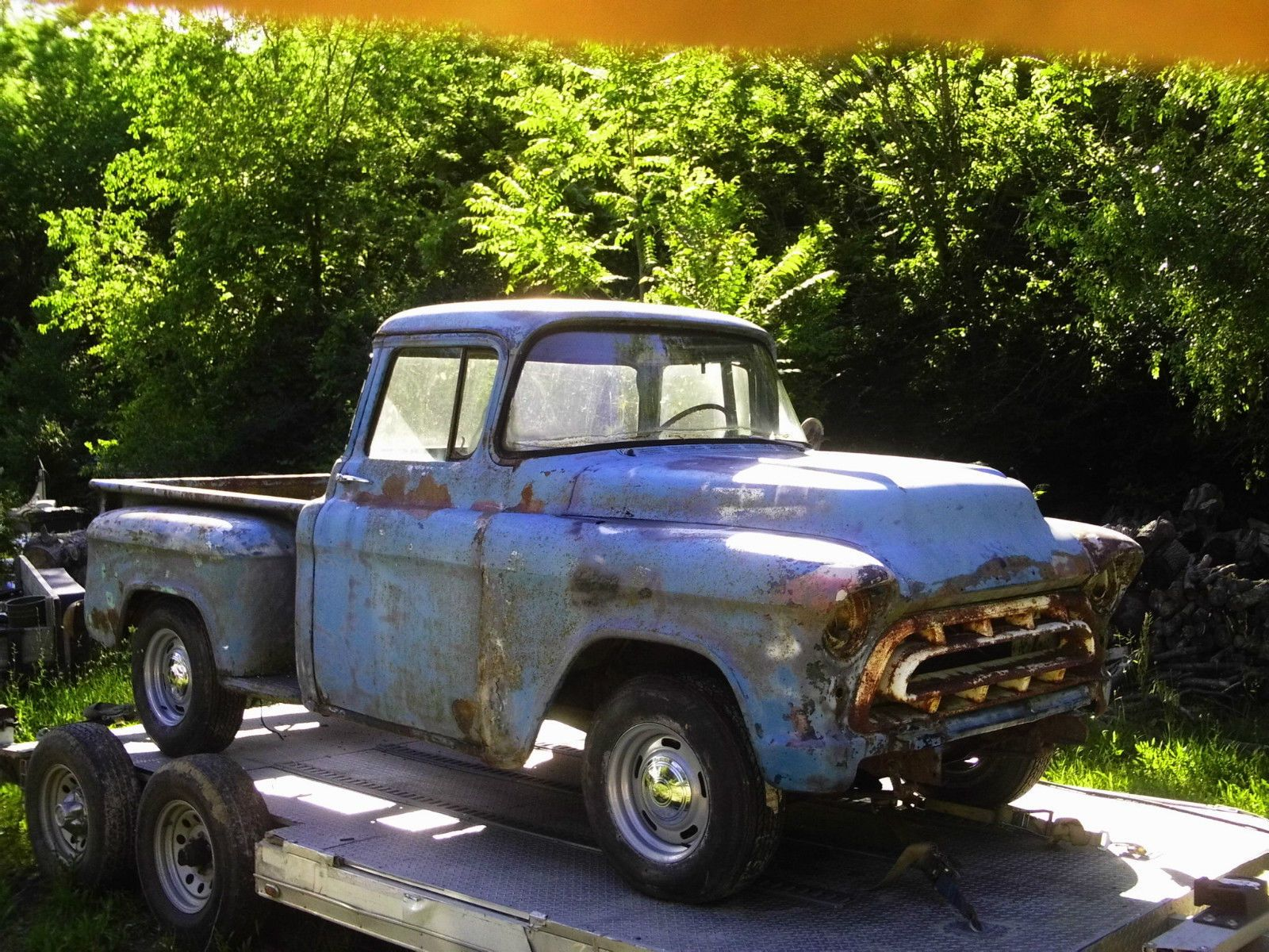 1957 Chevy Maintenance/restoration of old/vintage vehicles: the ...
