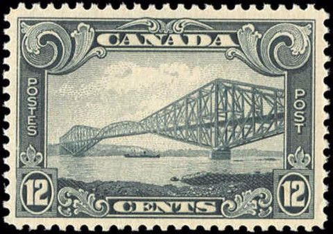 Canada #156, VF, MNH