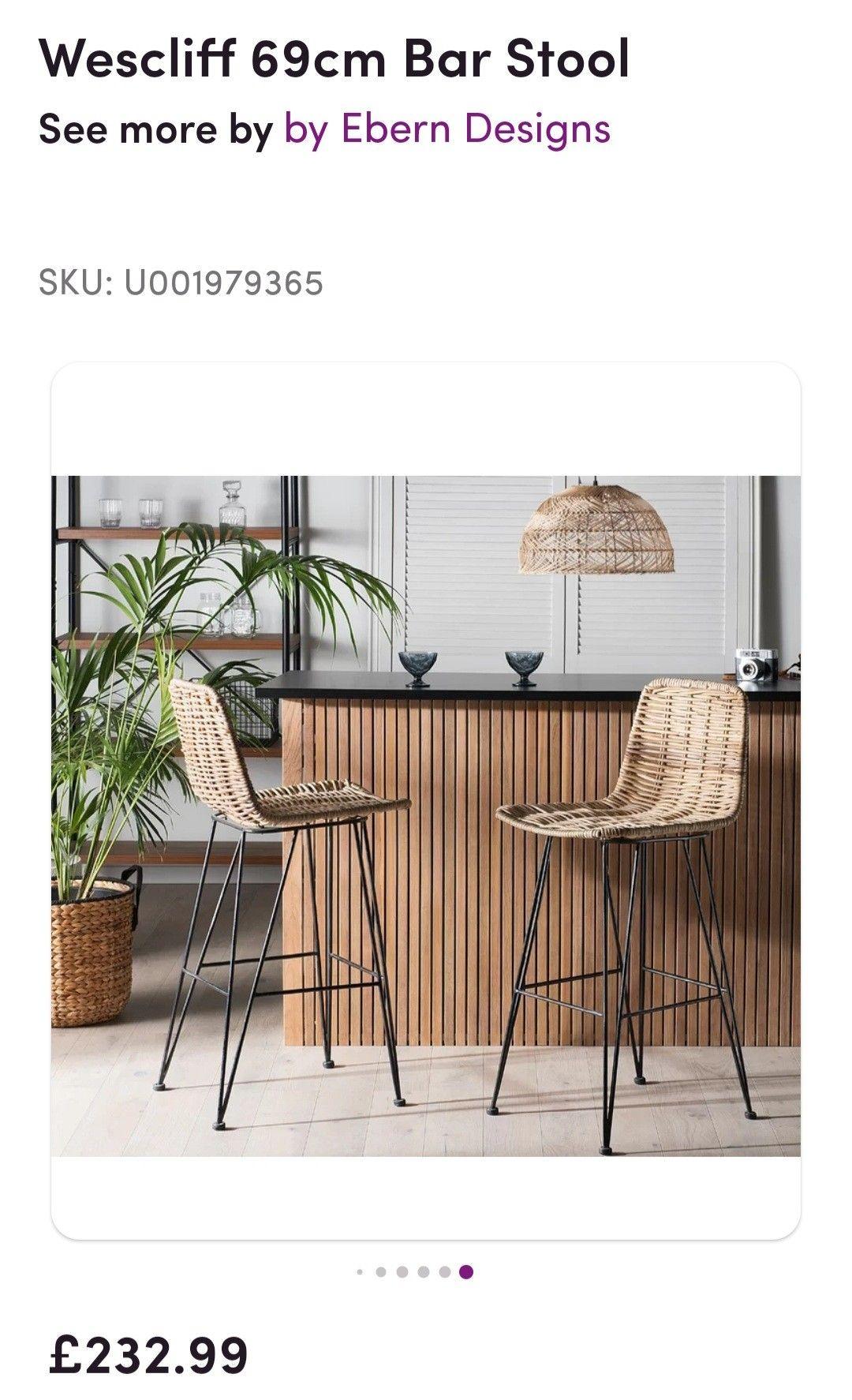 Bar stools in 2020 Bar stools, Bar table, Home decor