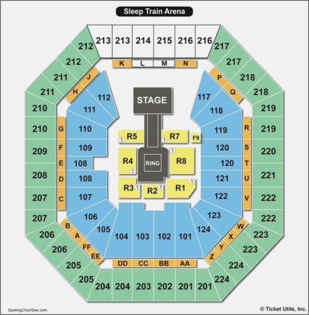 Crown Coliseum Seating Chart Professionelle Bewerbung Bewerbung Brief
