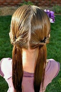 Easy Hairstyles For Girls Adorable Peinados  Ideas Peinados Niñas  Pinterest  Kid Hairstyles Girl