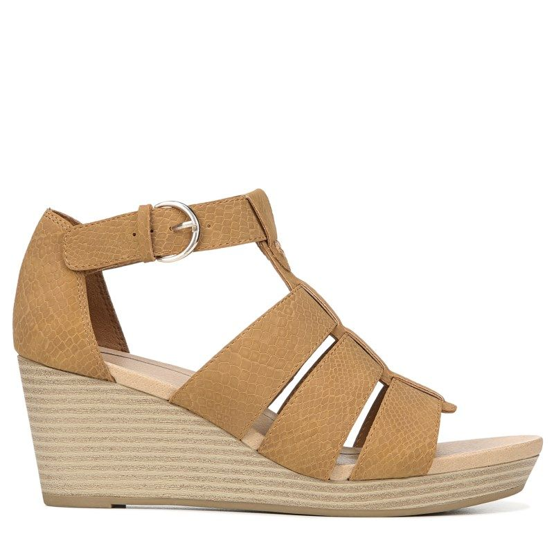 1fb9597775 Dr. Scholl's Women's Esque Wedge Sandals (Saddle) in 2019 | Products ...