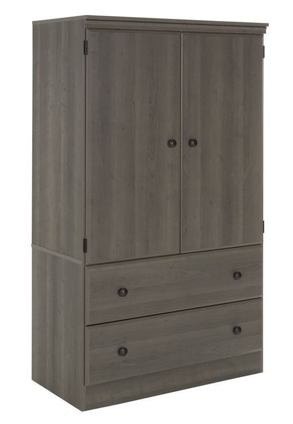 Wardrobe Armoire Wood Storage Closet Bedroom Furniture Clothes Cabinet Organizer Clothes Cabinet Closet Storage Cabinets Storage Cabinet With Drawers