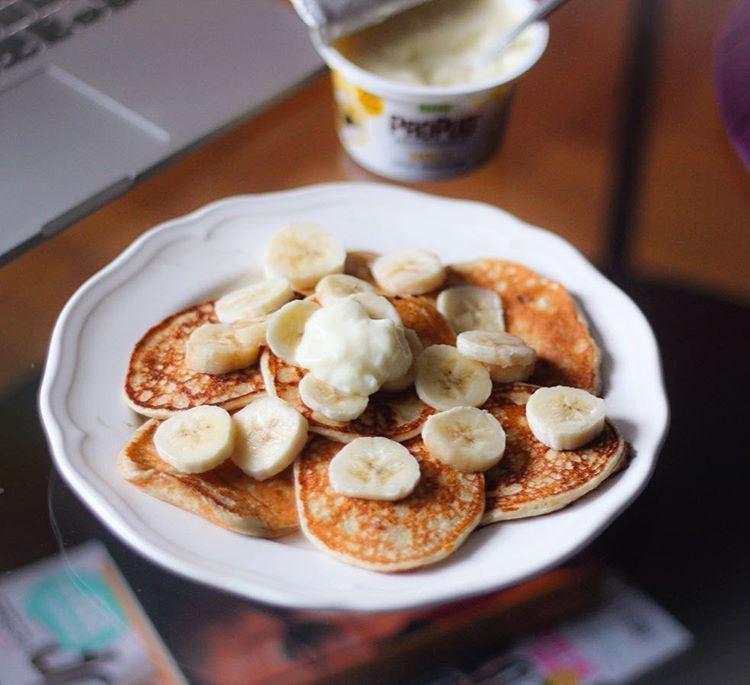 femimal protein pancakes