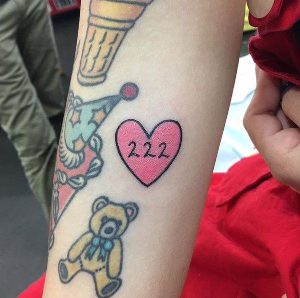 Tattoo Quotes Melbourne: Melanie Martinez Tattoos