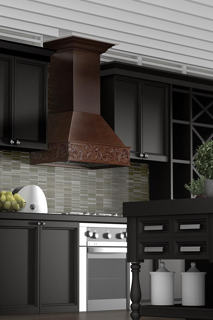Looking To Remodel Your Kitchen Checkout The Zline Kitchen 373wh Craftsman Wall Mount Wood Range Hood That Has Wooden Range Hood Range Hood Kitchen Range Hood