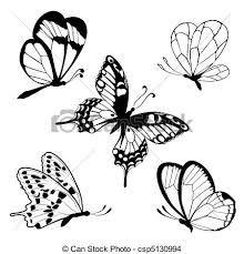 tatouage papillon noir et blanc tatouage pinterest tatouage papillon noir tatouage. Black Bedroom Furniture Sets. Home Design Ideas