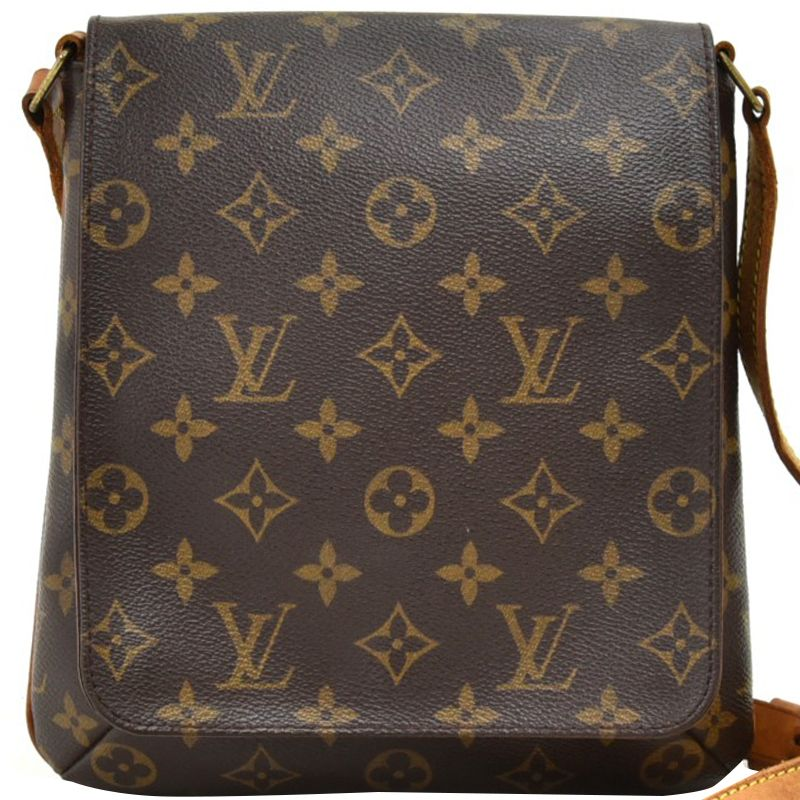 Monogram Canvas Musette Salsa Bag In Brown Louis Vuitton Monogram Louis Vuitton Louis Vuitton Accessories