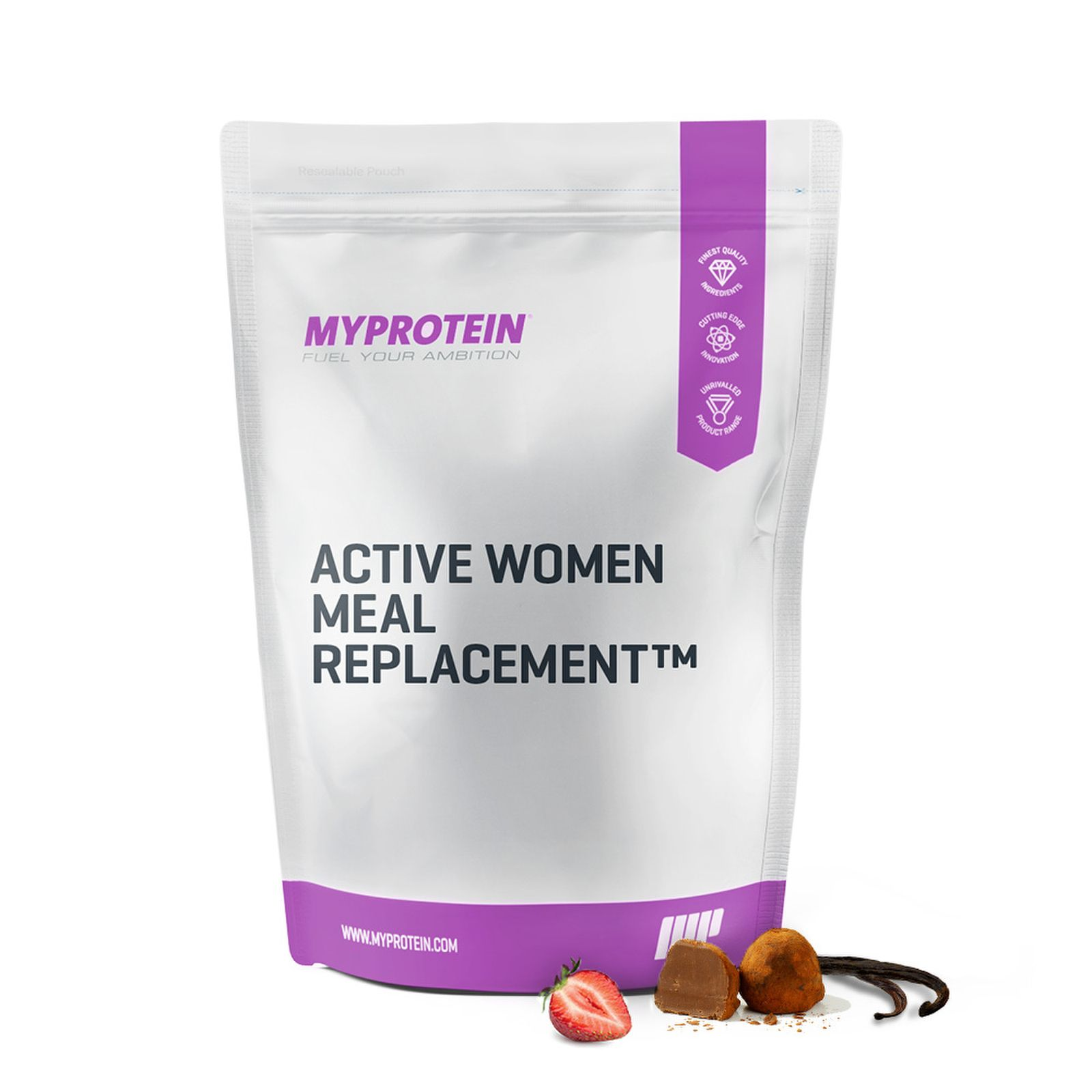 ACTIVE WOMEN MEAL REPLACEMENT™ Very low calorie diet shake ...