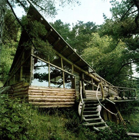 Superbe Some Day I Will Build My Own Cabin In The Middle Of Nowhere