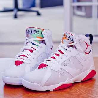 shoes jordans air jordan pink girl cute
