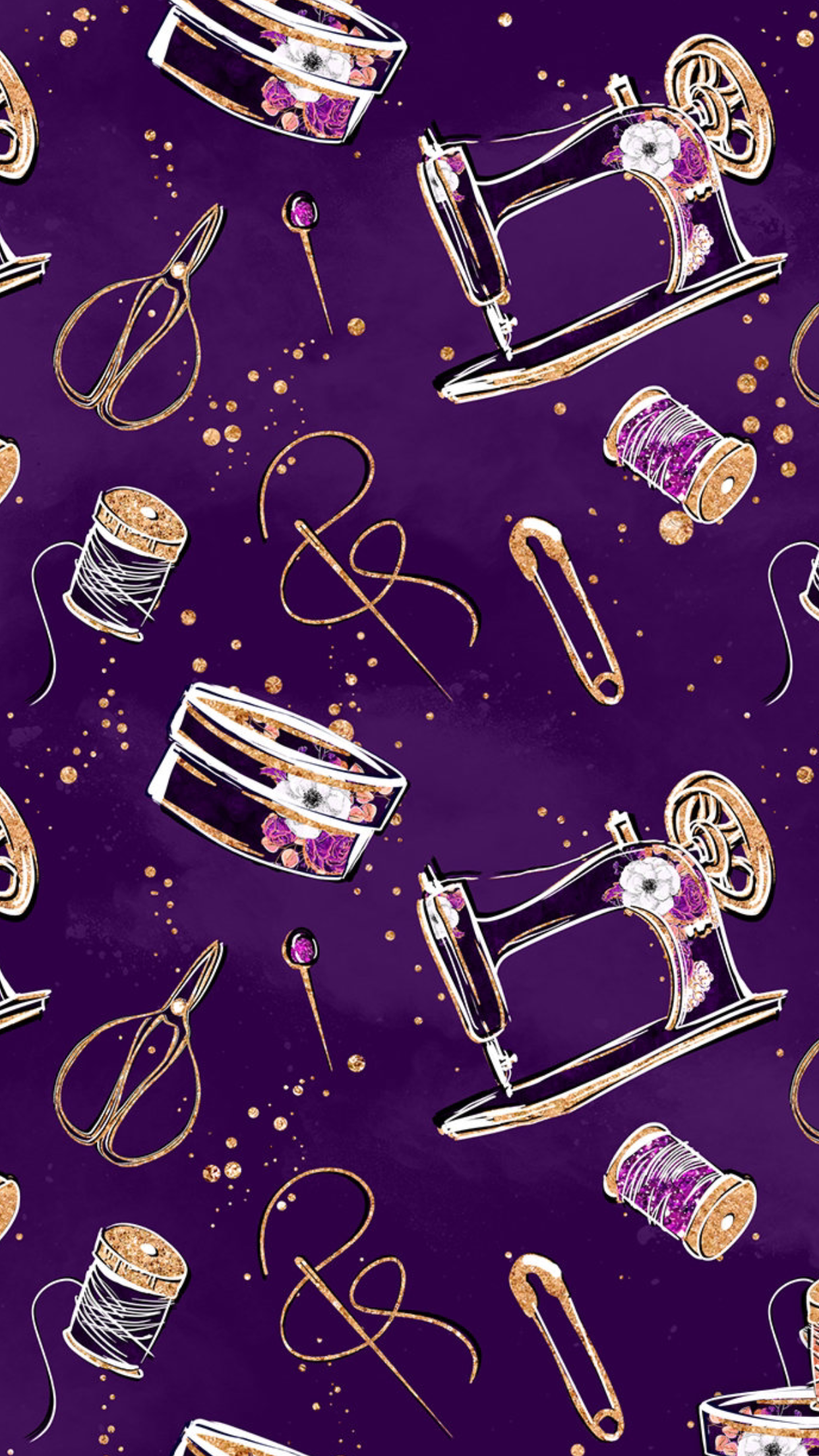 Go Wallpapers In 2020 Sewing Art Sewing Logo Wallpaper Backgrounds